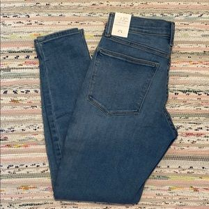 NWT Lucky Brand Ava Skinny Jeans size 30